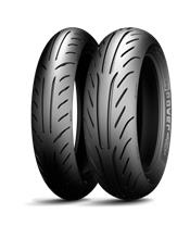 MICHELIN Reifen POWER PURE SC 120/70-12 M/C 51P TL