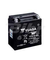 Yuasa battery YTX16-BS Combipack (com eletrólito)