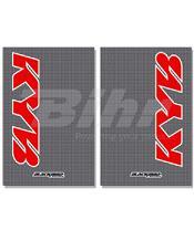 AUTOCOLANTES de forquilha Blackbird look carbono Kayaba 5015K