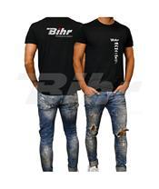T-Shirt BIHR Preto L