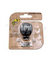 Luz «abelha» LED, amarela
