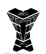 Protection de réservoir MOTOGRAFIX 3pcs noir Honda