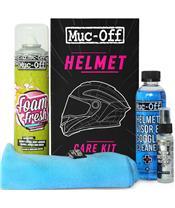 MUC-OFF Helmet Care Helm- und Visier-Pflegeset