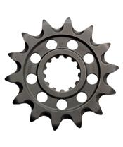 RENTHAL Front Sprocket 14 Teeth Steel Ultra-Light Self-Cleaning 520 Pitch Type 501U Honda CRF250R