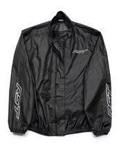 RST Lightweight Waterproof Rain Jas zwart