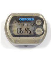 Micro relógio com indicador de temperatura e risco de gelo. Oxford OX562