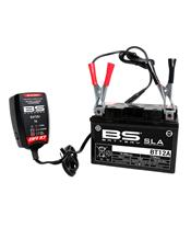 BS BATTERY BA10 Automatic Battery Charger 6V/12V - 1000mA