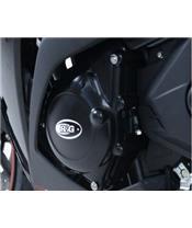R&G RACING carterdeksel links Yamaha YZF-R3