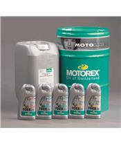 Huile de fourche MOTOREX Racing Fork Oil 2.5W 58L
