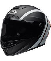 BELL Star DLX Mips Helmet Tantrum Matte/Gloss White/Black/Orange