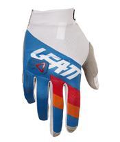 LEATT GPX 3.5 Lite Gloves Blue/White Size L/EU9/US10