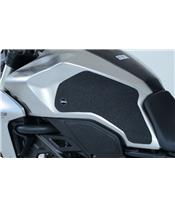 R&G RACING Tank Traction Pads Clear (4 Pieces) Honda CB300R