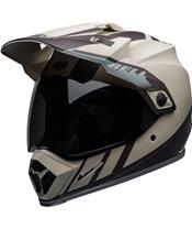 Casque BELL MX-9 Adventure Mips Dash Matte Sand/Brown/Gray taille XS