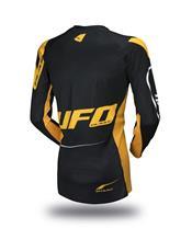 UFO Slim Sharp Jersey Black/Yellow