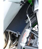 R&G RACING Kühlerschutz (Wasser) titan BMW