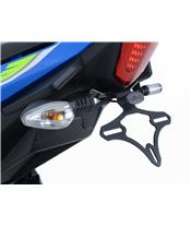 R&G RACING License Plate Holder Black Suzuki GSX-250R