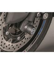 Protections fourche et bras oscillant (axe de roue) LIGHTECH titane Yamaha T-Max 530
