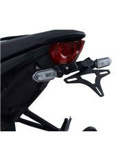 Support de plaque R&G RACING noir Honda CB1000R