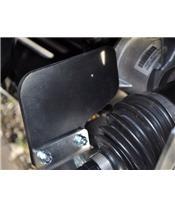 BODEMPLAAT  ACHTER CANAM AXP OUTLANDER MAX500L,1000G2 RENEGADE 1000