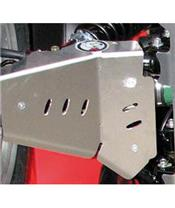 Protector de trapecio trasero AXP, aluminio, 4 mm, Yamaha