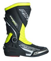 RST Tractech Evo 3 CE Boots Sports Leather Flo Yellow 38