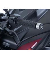 R&G RACING Lenkerenden schwarz Suzuki GSX-R1000