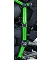 Rahmeneinsatz-Kit links/rechts R&G RACING Kawasaki H2/H 2R