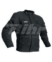 Chaqueta textil (Hombre) RST Classic TT Wax III´18 Negro, Talla S/50