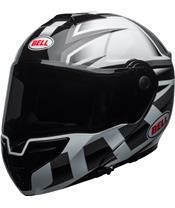 BELL SRT Predator Modular Helmet Gloss White/Black