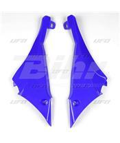 Unión plásticos laterales radiador azul YA04829-089