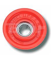 Polia de acelerador com rolamentos Domino 2207.91