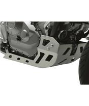 BIHR Trail Skid Plate Aluminium Ice Matte Honda NC700X/750X