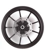 BRAKING B1267D Rear Brake Disc Ø267mm B-One Wheel