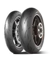 DUNLOP Tyre SPORTMAX GP RACER D212 E 180/55 ZR 17 M/C (73W) TL