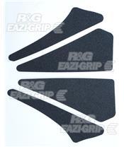 R&G RACING Tank Traction Pads Set 4 Pieces Black Kawasaki Z800