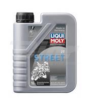 Embalagem de 1L óleo Liqui Moly semissintético mistura 2T