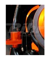 Tensor de Pro-Bolt M10 (1 peças) alumínio laranja LCA20O