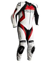 RST Tractech EVO 4 CE Race Suit Leather Red Size 3XL Men