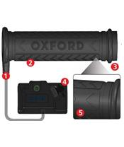 OXFORD Hot Grips ATV Heated Grips