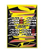 Kit Adhesivos Blackbird Universal Suzuki 5315