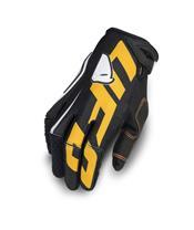UFO Blaze Gloves Black/Orange Size L