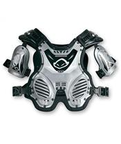 UFO Boy Chest Protector Silver 8-