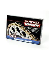 RENTHAL 420 R1 Works Transmission Chain Gold/Black 134 Links