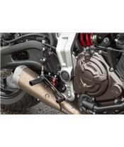 LSL adjustable rear set Yamaha MT-07 sans ABS