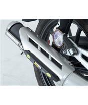 Slider muffler R&G RACING Yamaha YBR125