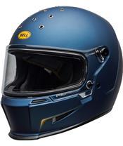 BELL Eliminator Helm Vanish Matte Blue/Yellow Größe