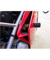 Tampons de protection R&G RACING Aero noir Ducati 749/999