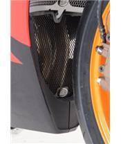 R&G RACING spruitstukrooster, zwart Honda CBR600RR