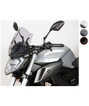 "MRA Racing ""NRM"" windscherm zwart Yamaha MT-125"