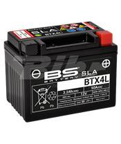 Batería BS Battery SLA BTX4L (FA)